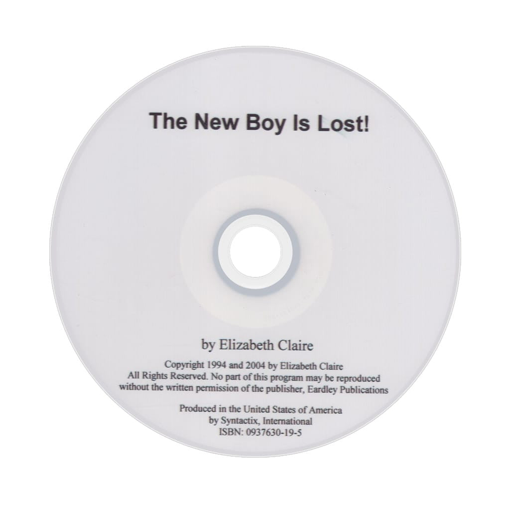 The New Boy Is Lost! Audio CD