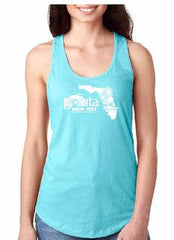 Bonita BF19 Ladies Tank Cancun
