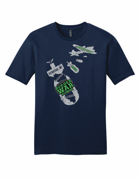 2018 Border War Beer Fest - IL Shirt