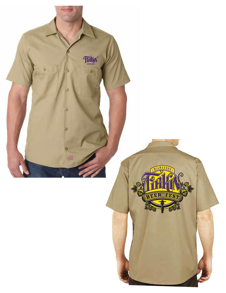 MKE Firkin Work Shirt