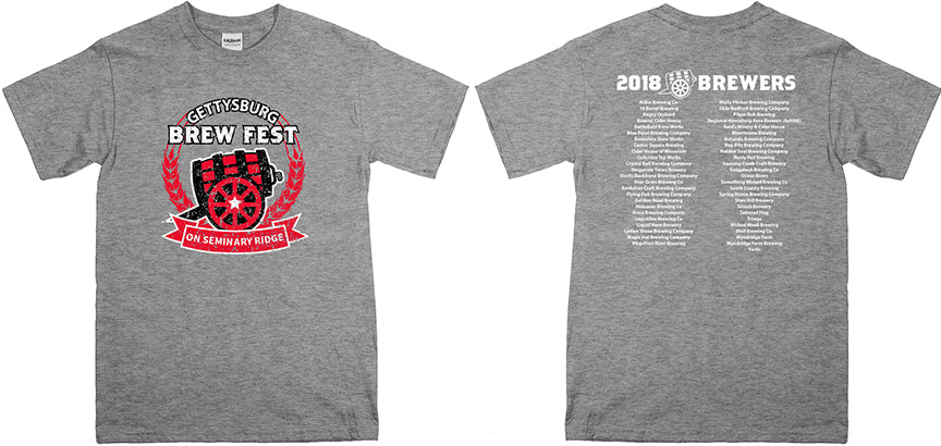 GBF 2018  Official Event Shirt