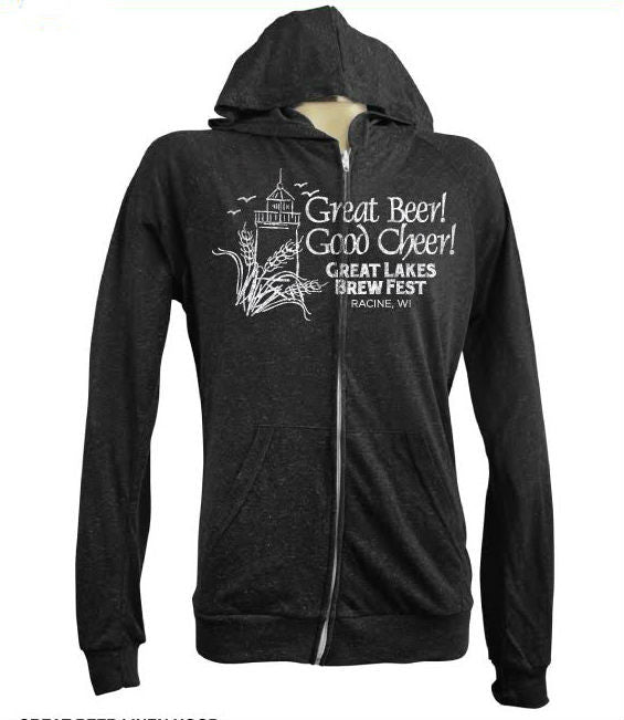 GLBF Ladies Linen Hoody (XL)