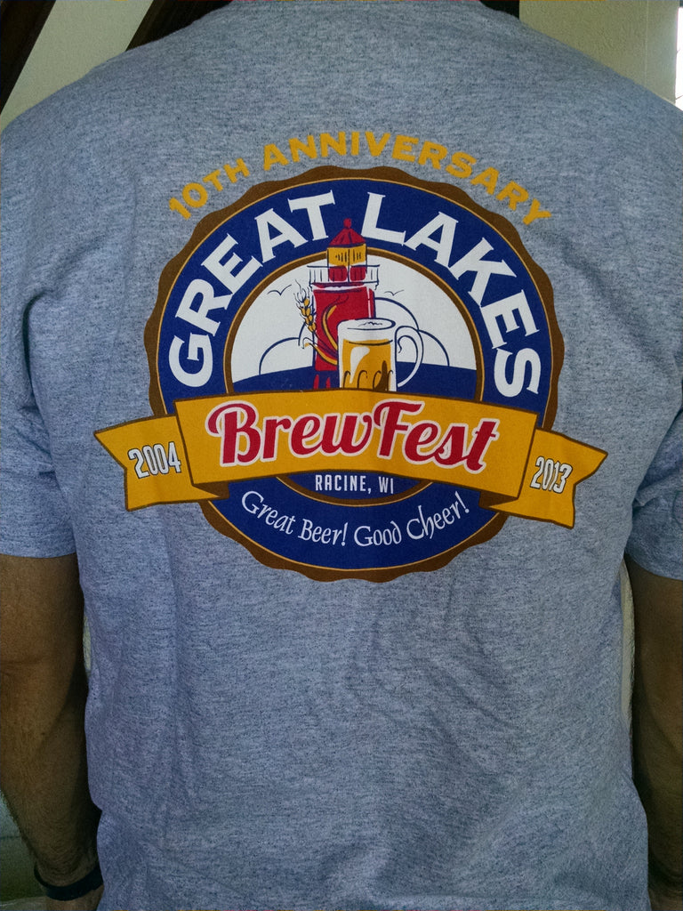 GLBF 2013 Heather T-shirt