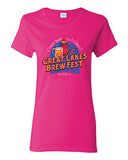 GLBF Ladies 2014 T-Shirt -Cherry
