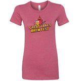 GLBF Ladies T-shirt (M, L)