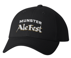 Munster Ale Fest Cap Black or Gray