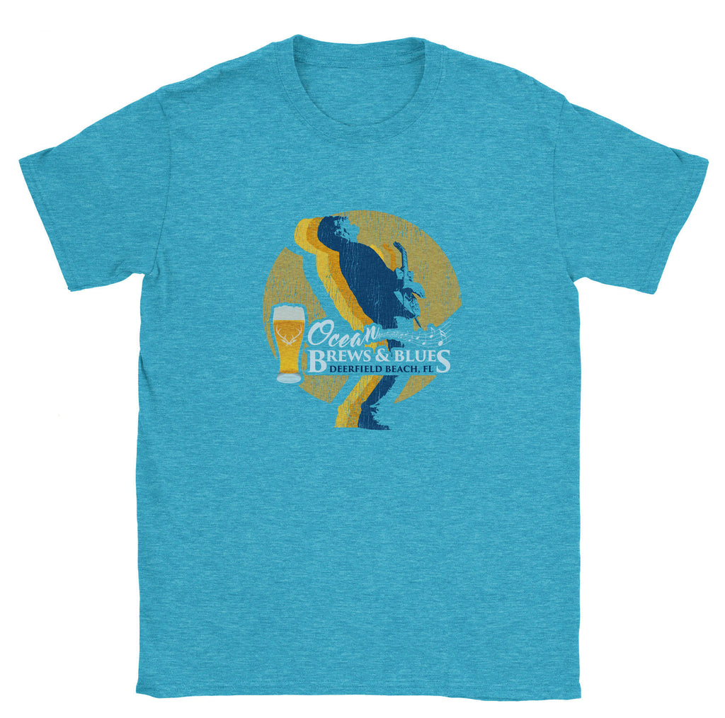 Ocean Brews & Blues 2018 T-shirt