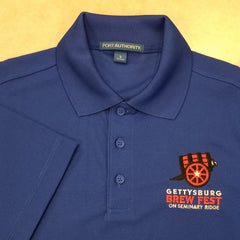 GBF19 Royal Blue Polo Shirt