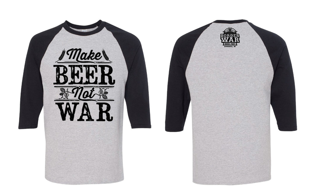 Border War Raglan T-Shirt
