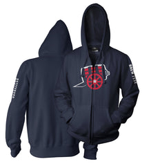 GBF Men's Zip Hoody