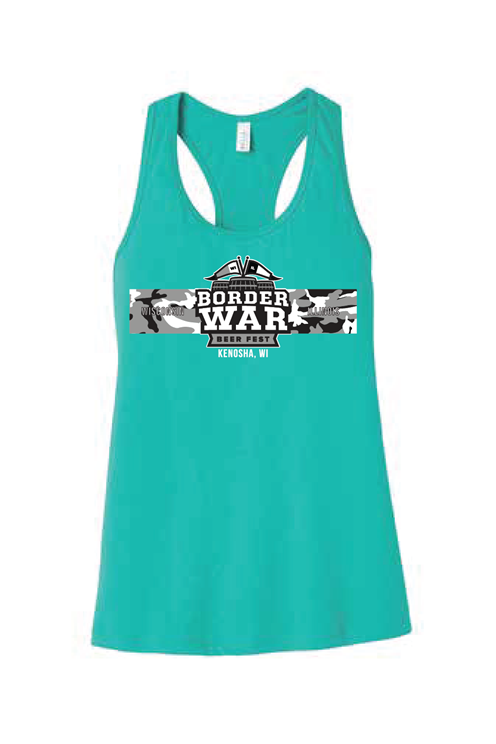 Border War 2019 Ladies Tank Top