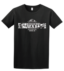 Border War 2019 T-shirt Black