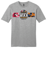 Border War 2019 T-shirt Gray