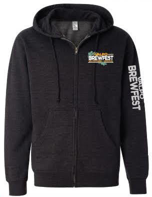 Valpo16 Men's Hoody - Charcoal Heather