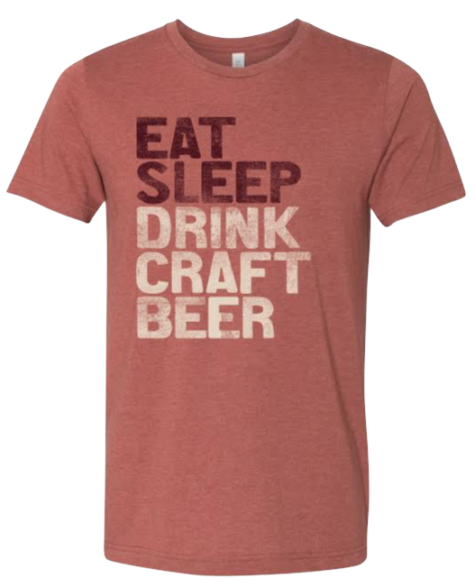 Eat, Sleep, Drink, Craft Beer