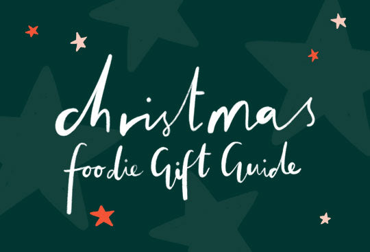 Christmas Foodie Gift Guide 2020