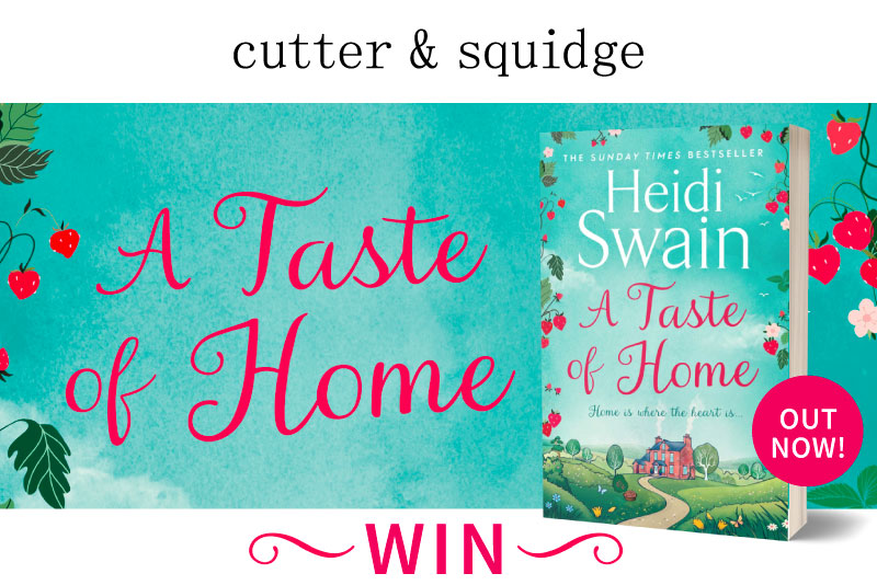 Cutter and Squidge x A Taste Of Home - Competition