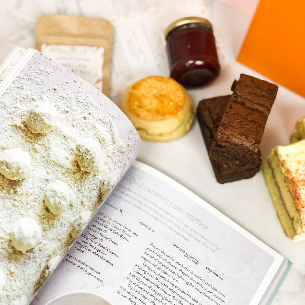 AFTERNOON TEA AT HOME & BOOK BUNDLE