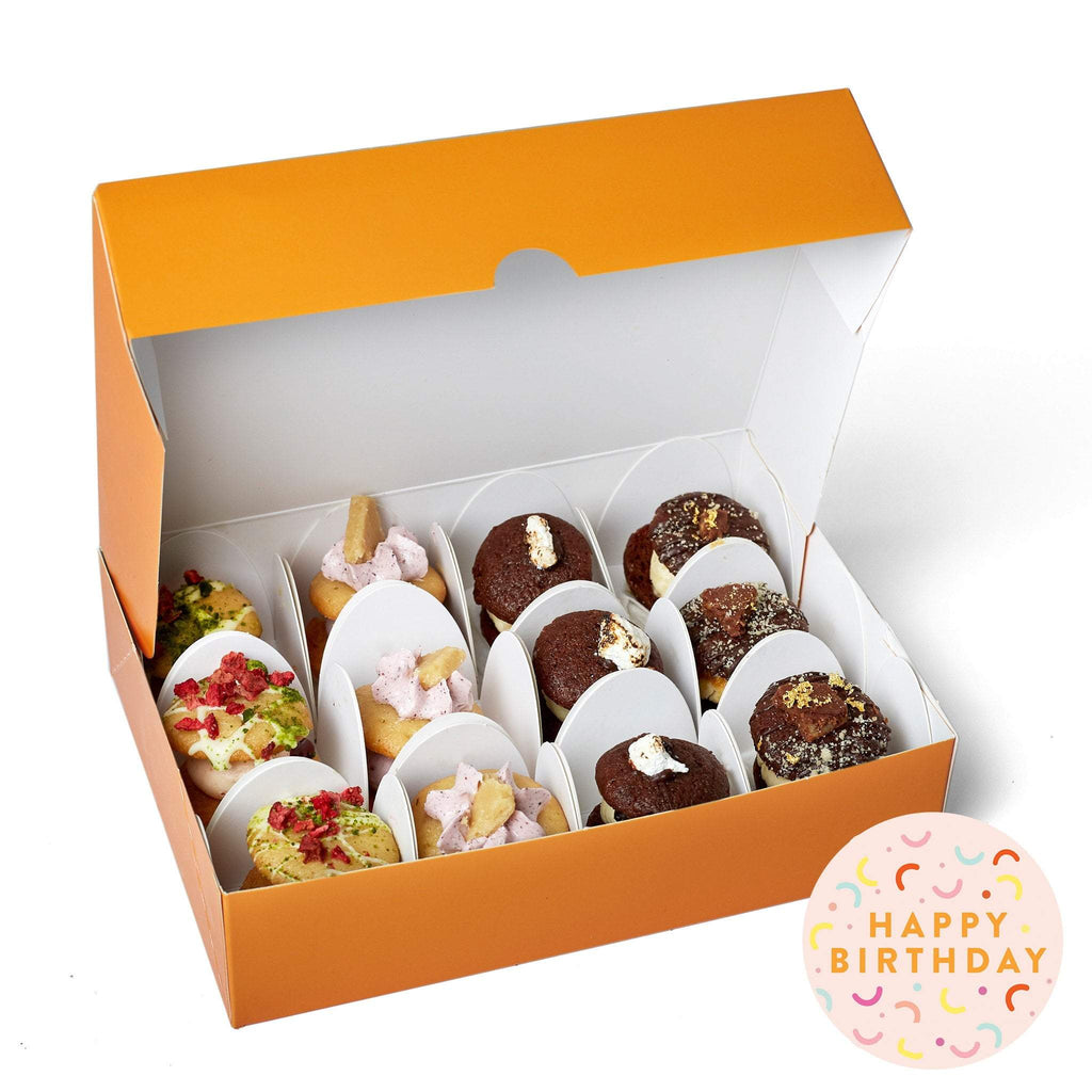BIRTHDAY BABY BISKIE BOX