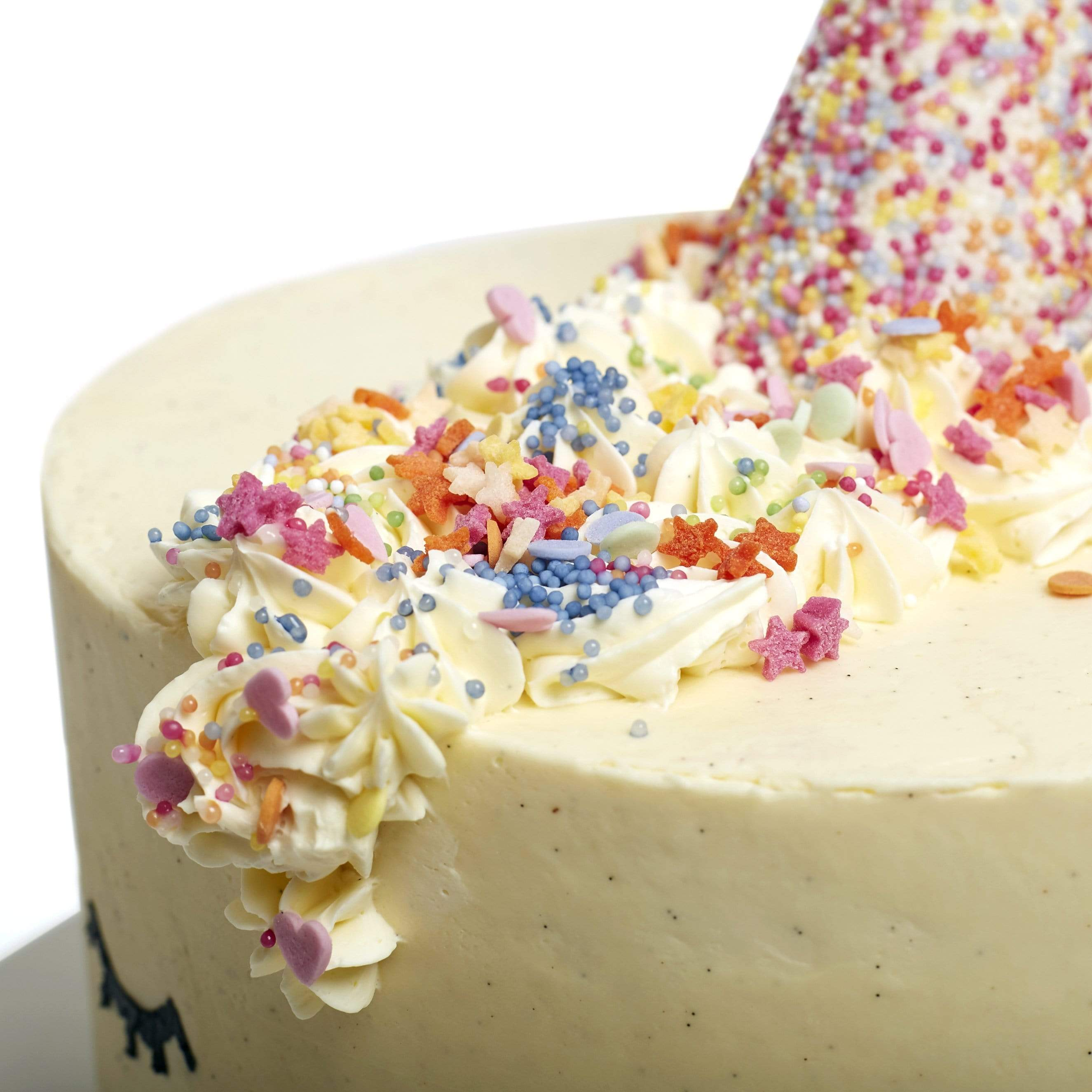 Remarkable Unicorn Birthday Cake Available In A Range Of Delicious Flavours Funny Birthday Cards Online Unhofree Goldxyz