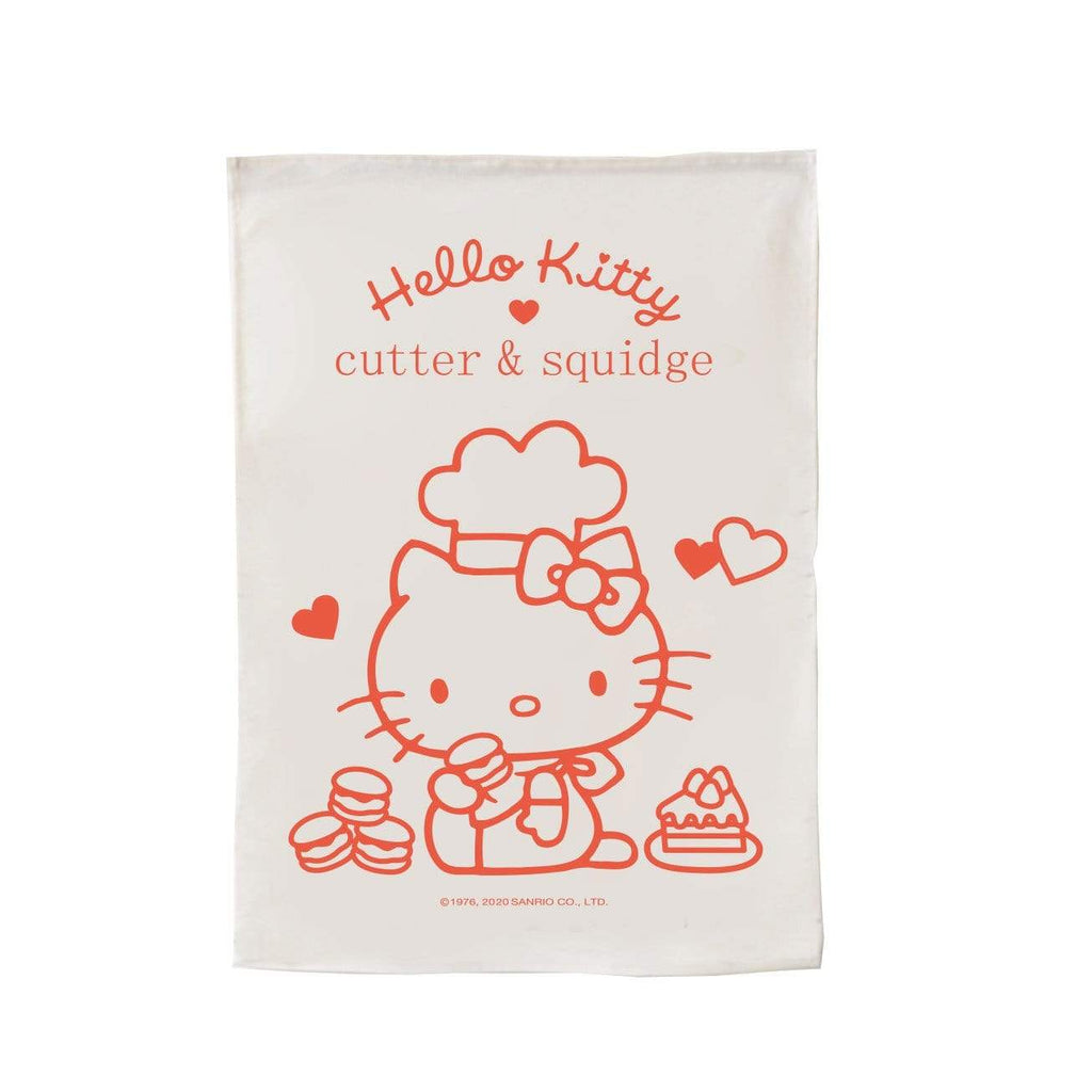 HELLO KITTY TEA TOWEL