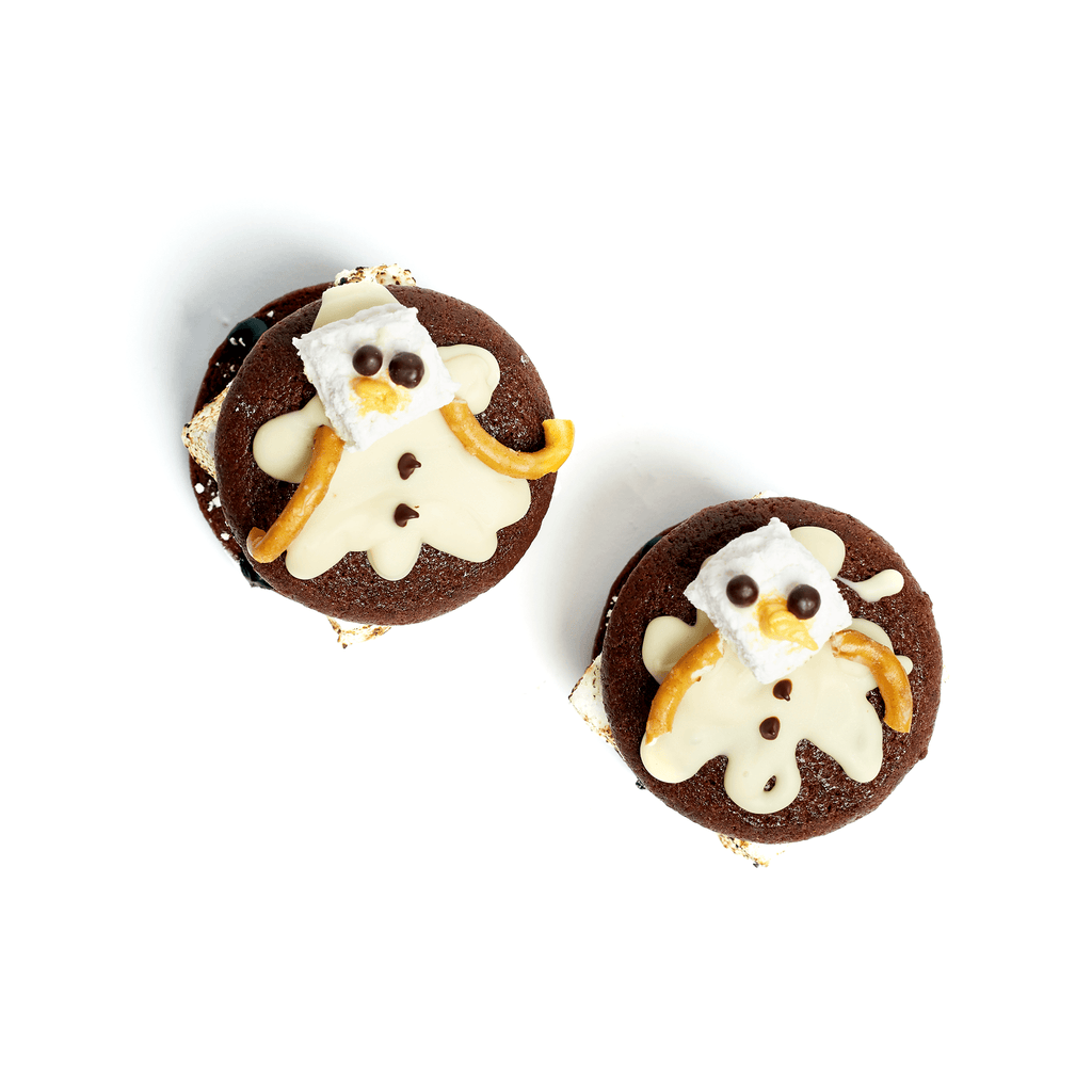 SNOWMAN S'MORE (4 OR 8 BOX)