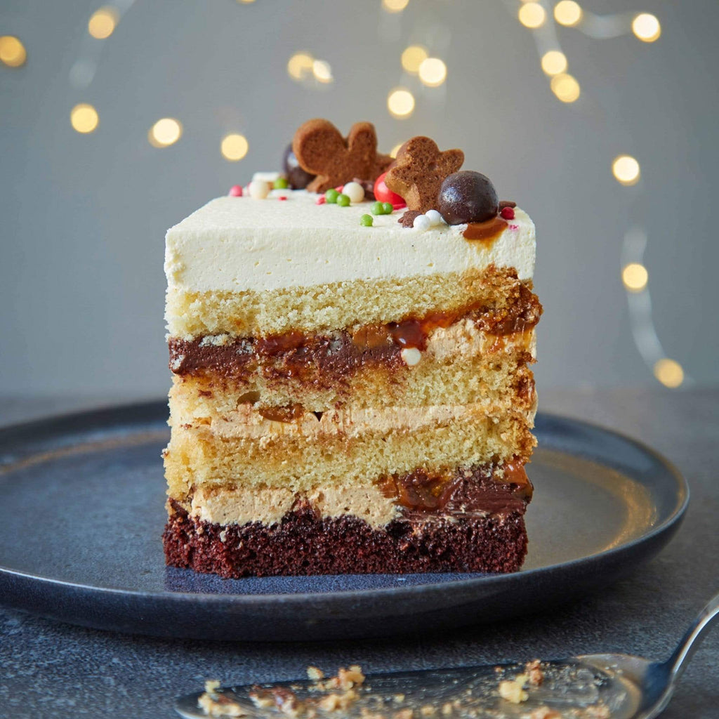 Cutter & Squidge SPICED GINGERBREAD OMBRE CAKE