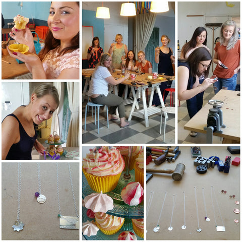 Jewellery Making Hen Parties