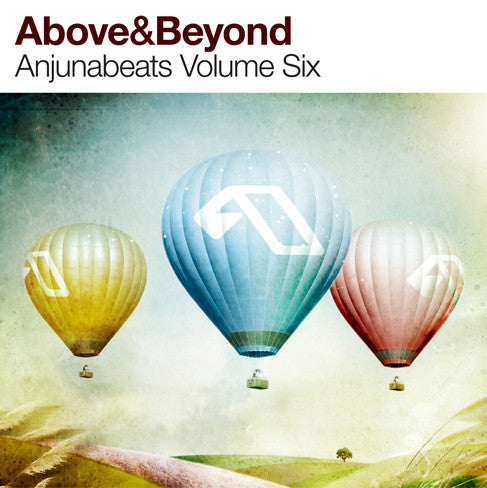 Anjunabeats Volume 6 2CD