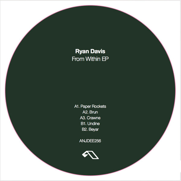 Ryan Davis - From Within EP (Vinyl)