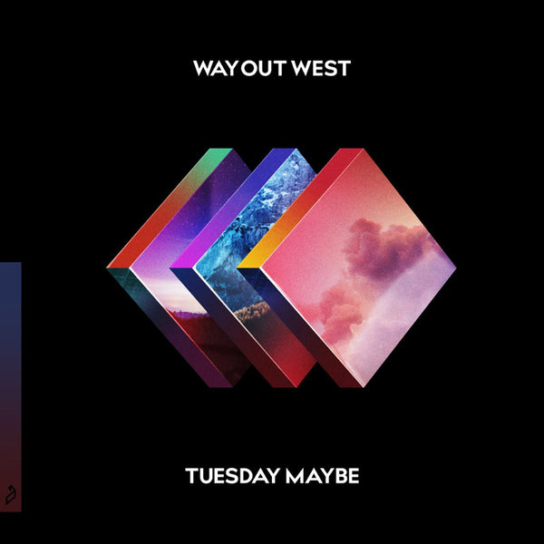 WAY OUT WEST - TUESDAY MAYBE CD