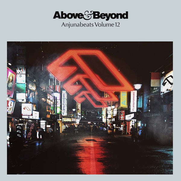 Anjunabeats Volume 12 CD (Mixed by Above & Beyond)
