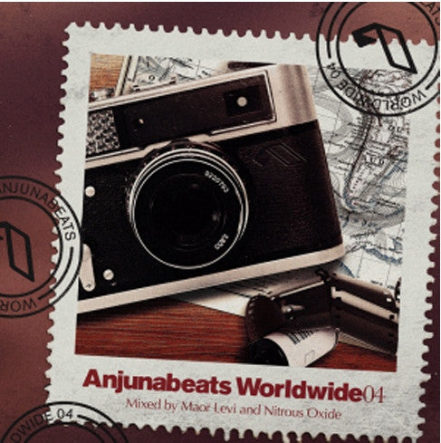 Anjunabeats Worldwide 04 2CD