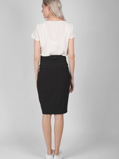 Office Pencil Skirt Bellefinery