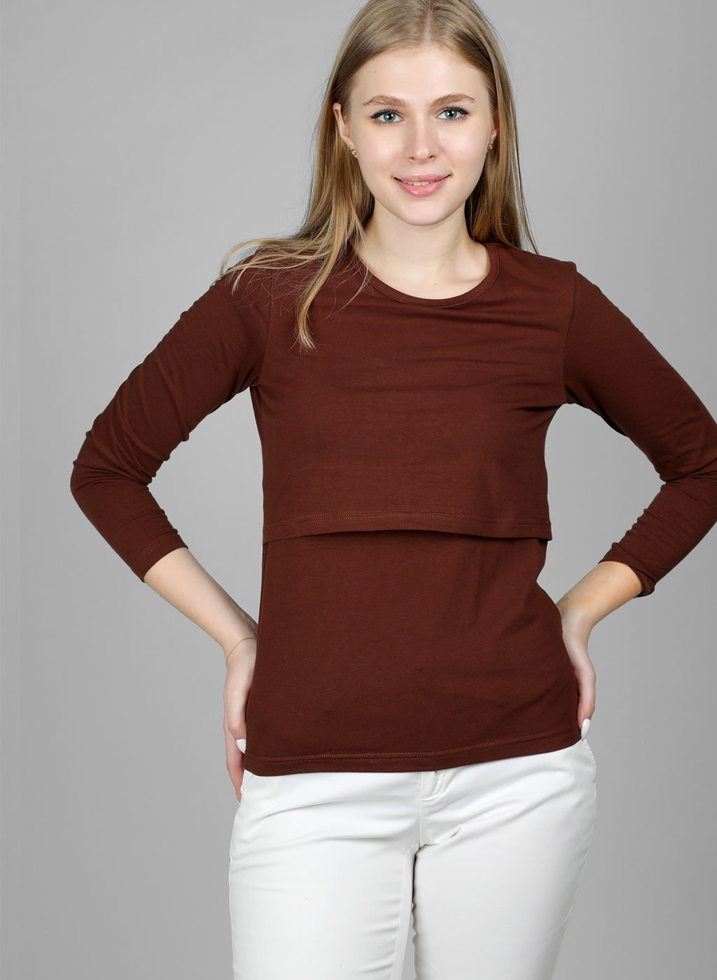 Lovemère Long Sleeve Nursing Top