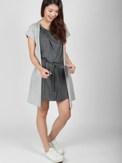 Claire-Cardi Dress
