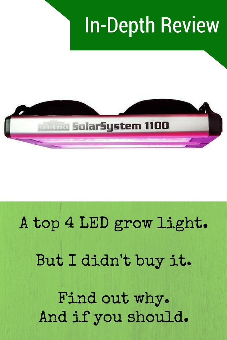 California Lightworks SolarSystem 1100 Review