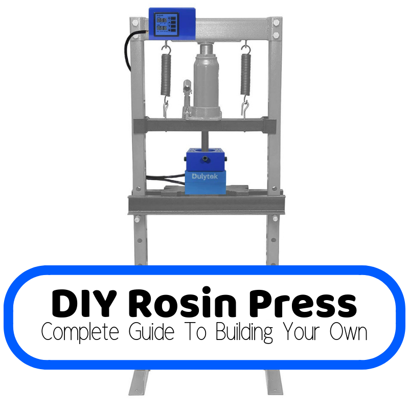 DIY Rosin Press Guide