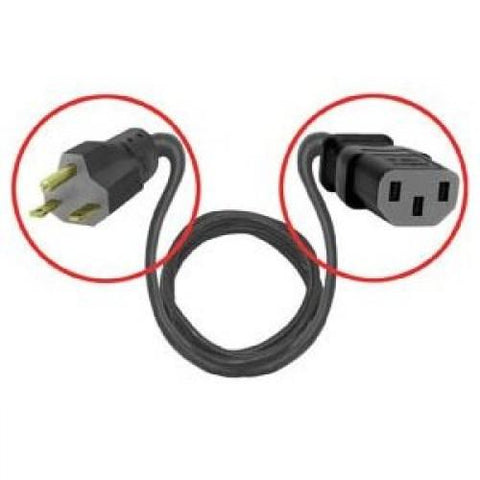 Yield Lab 240 Volt Ballast Electrical Cord plug closeup