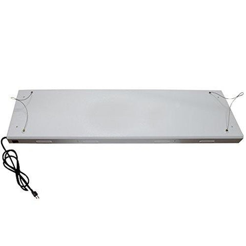 Vivosun T5 High-Output 4 Foot 4 Lamp Grow Light Fixture