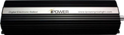 iPower 600 Watt Digital Dimmable Electronic Ballast