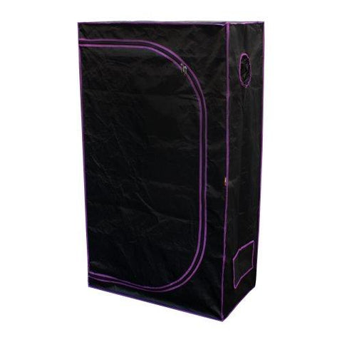 "Apollo Horticulture 36"" x 20"" x 62"" Mylar Hydroponic Grow Tent"