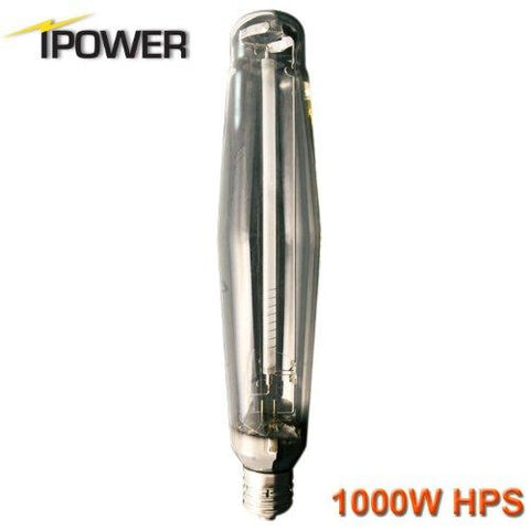iPower 1000 Watt HPS Grow Light Bulb