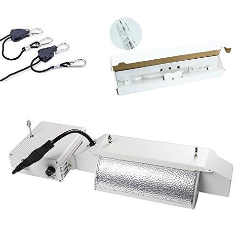 iPower 240V 1000 Watt Double Ended HPS Grow Light Kit