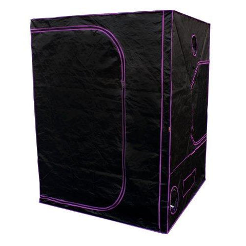 "Apollo Horticulture 60"" x 60"" x 80"" Mylar Hydroponic Grow Tent"