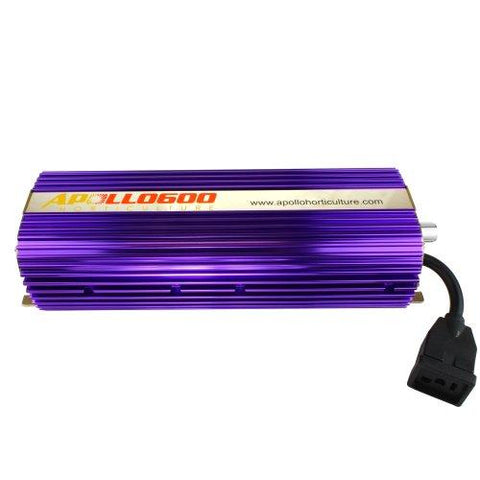 Image of Apollo Horticulture APL600 Digital Dimmable Electronic Ballast