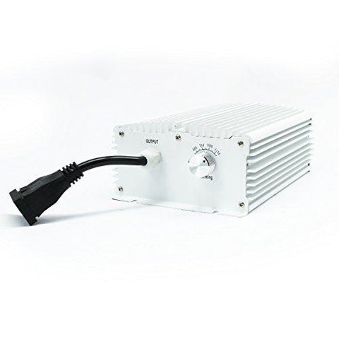 Image of iPower 240V 1000 Watt Double Ended Digital Dimmable Electronic Ballast