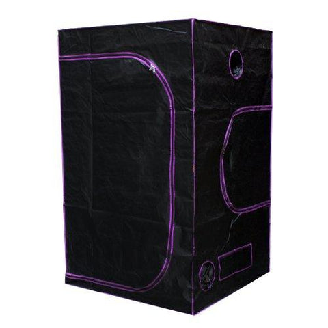 "Apollo Horticulture 48"" x 48"" x 80"" Mylar Hydroponic Grow Tent"
