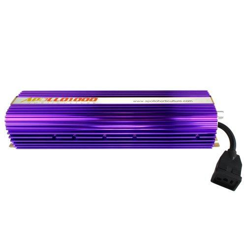 Apollo Horticulture APL1000 Digital Dimmable Electronic Ballast