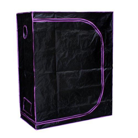 "Apollo Horticulture 48"" x 24"" x 60"" Mylar Hydroponic Grow Tent"